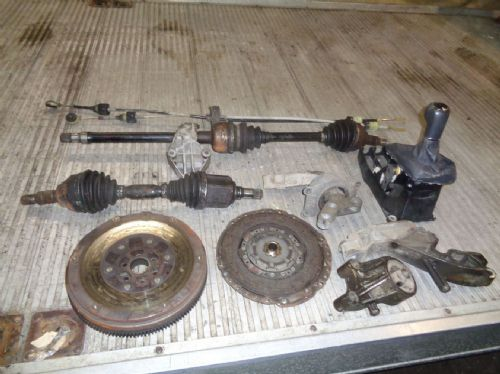 M32 6-SPEED GEARBOX MK4 CONVERSION PARTS